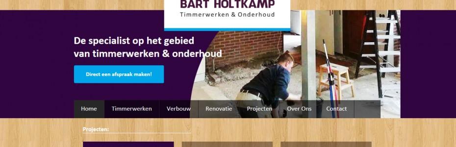 Bart Holtkamp Timmerwerken