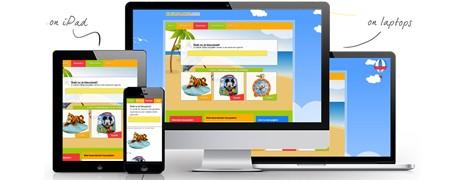 Website kleurplaatje.com