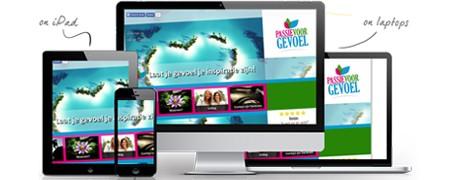 Website Passie voor Gevoel