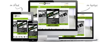 Landingpage Webdesign Twente