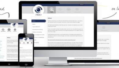 Website Prio bedrijfsrecherche