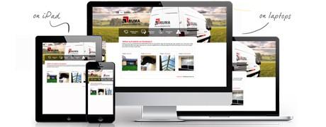Website Rumabouw