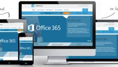 De website van IT-Maatbeheer