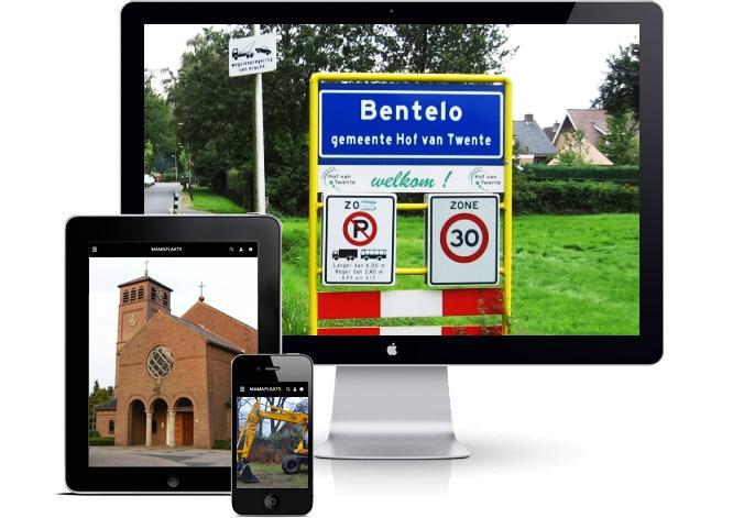 Webdesign Bentelo