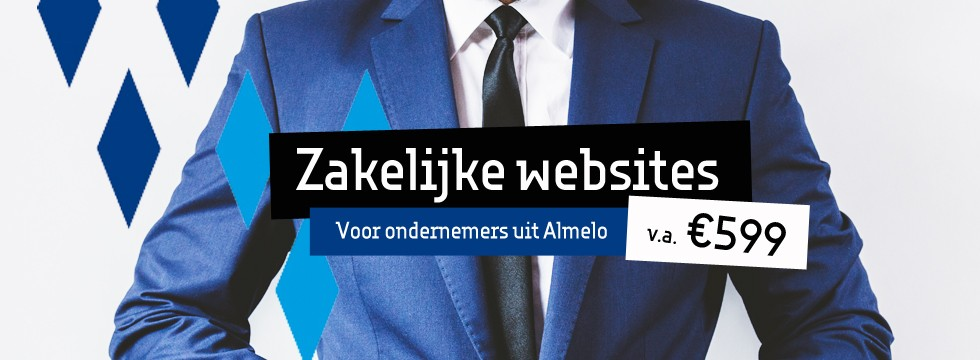 Websitebouwer Almelo
