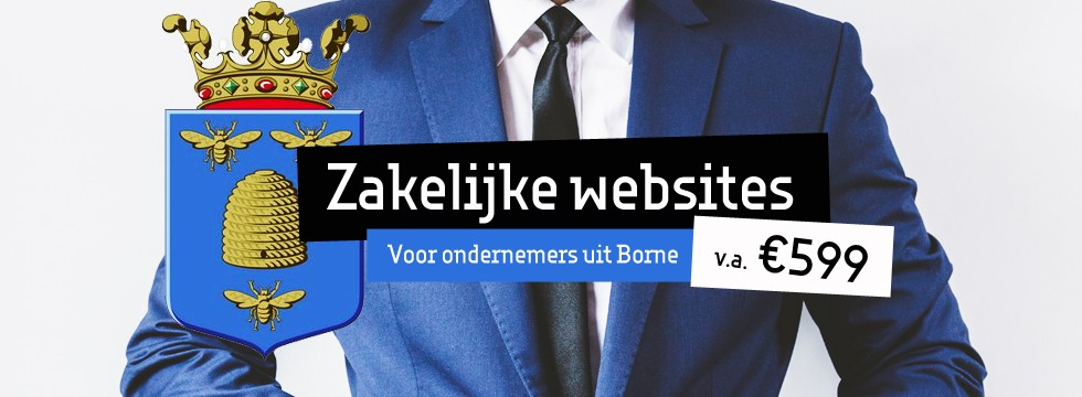 Websitebouwer Borne