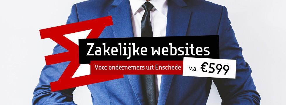 De websitebouwer uit Enschede