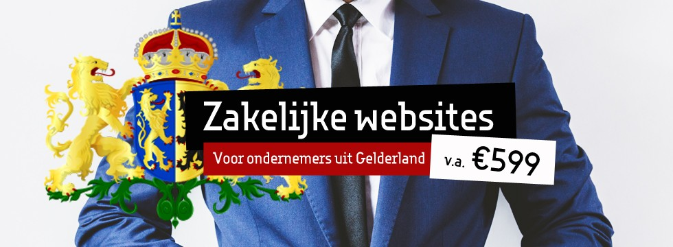 Websitebouwer Gelderland