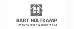 Logo Bart Holtkamp timmerwerken