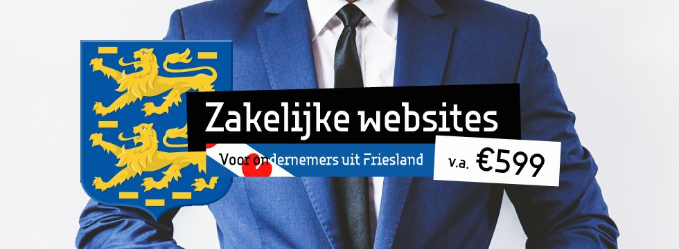Webdesign Friesland