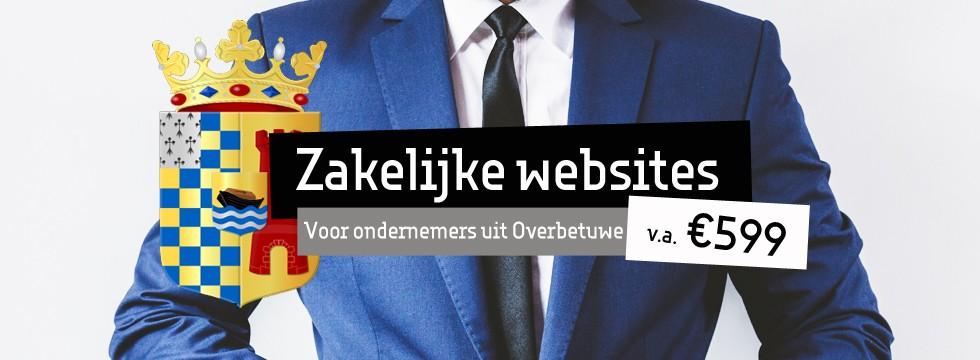 Webdesign overbetuwe