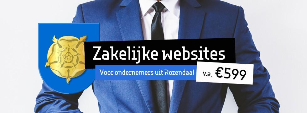 Webdesign Rozendaal