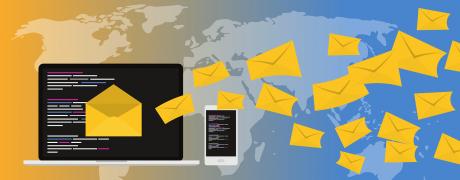 Verzenden direct mailing